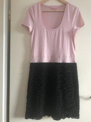 edc by Esprit Jersey Dress pink-black mixture fibre