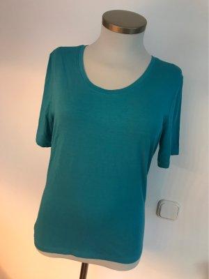Jones T-shirt blu cadetto