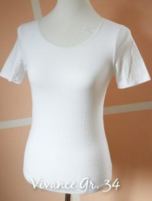 Vivance T-shirt bianco