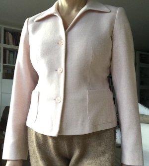Apart Impressions Short Blazer light pink-pink wool