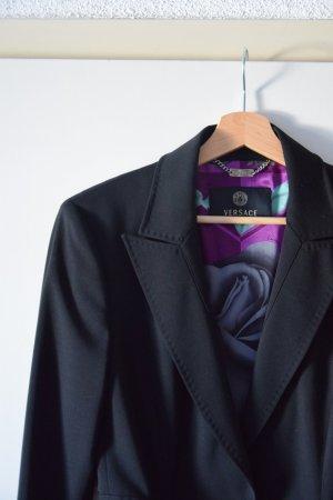 Kurzblazer schwarz - Gianni Versace