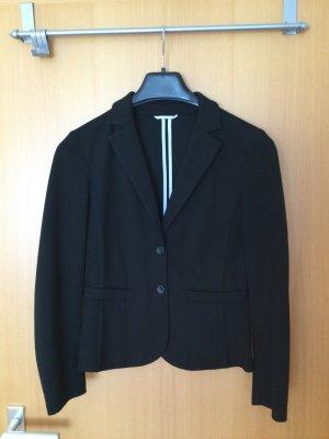 More & More Sweat Blazer black polyester