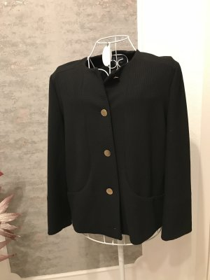 Armani Jeans Short Blazer black