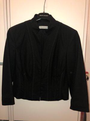 René Lezard Short Blazer black