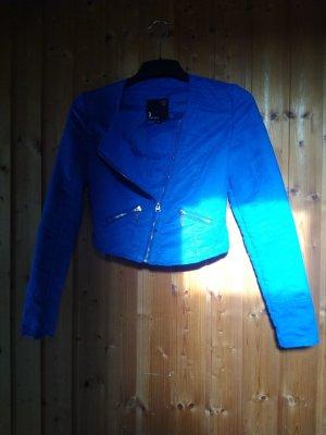 Kurze Blaue Jacke von Tally Weijl