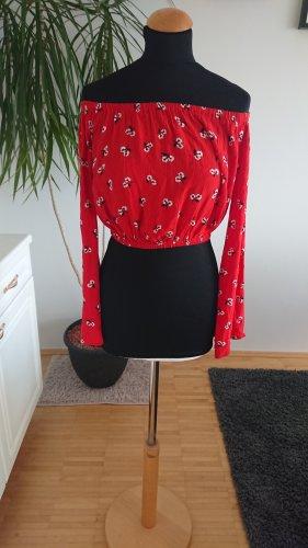 Billabong Tunique-blouse rouge