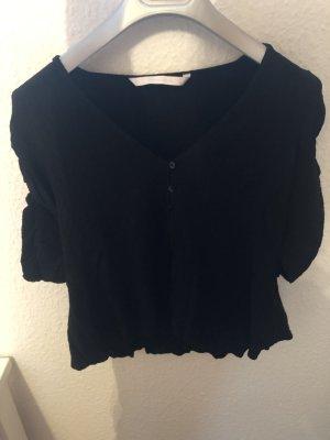 Kurze Bluse von Zara