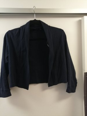 Rafaella Marynarka dresowa ciemnoniebieski Bawełna