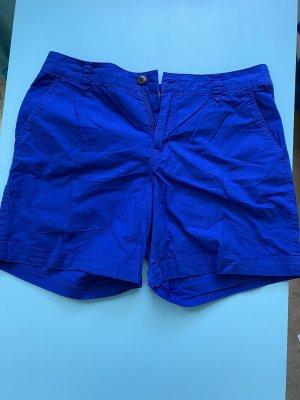 Kurze dunkelblaue Hose/Shorts
