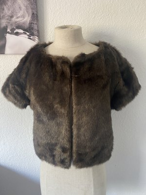 MNG SUIT Fake Fur Jacket multicolored