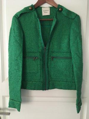 Lanvin Marynarska kurtka leśna zieleń-zielony