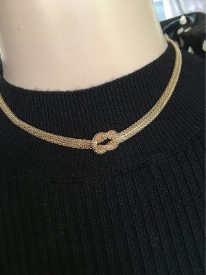 Accessorize Necklace gold-colored