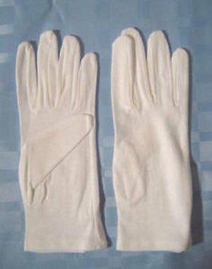 Kurze Handschuhe Stretch Weiß Hochzeit Party Tanzen Ball Kommunion