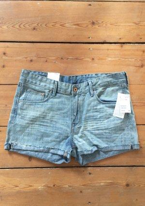 Kurze helle Jeans Shorts NEU mit Etikett