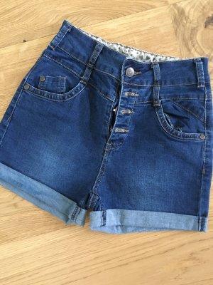 Primark Short en jean bleu