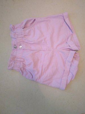 kurze high waist hose/shorts