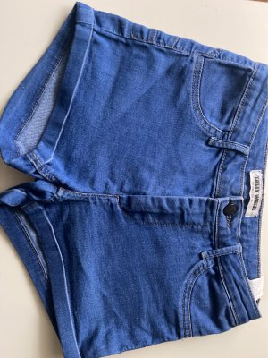 Tally Weijl Short en jean bleu