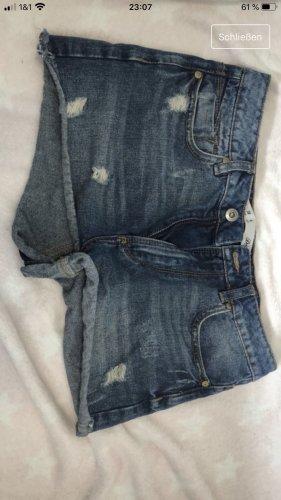 Denim Co. Spodnie biodrówki ciemnoniebieski