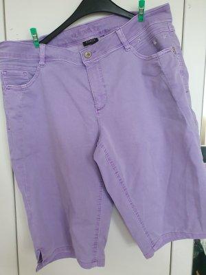 Bonita Pantalon 3/4 violet