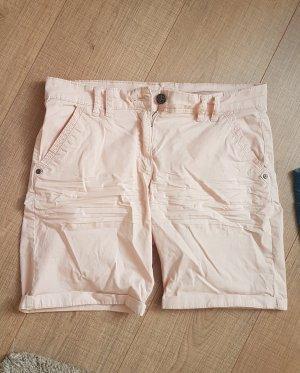 Only Pantalon kaki vieux rose