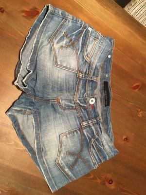 Cipo & Baxx Shorts multicolored