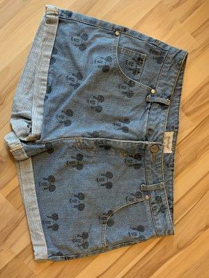 Eleven Paris Shorts blu pallido