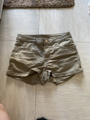 Hot pants khaki