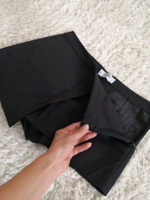 MANGO CASUAL WEAR Falda pantalón negro