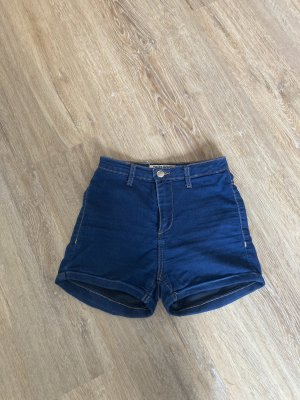 Tally Weijl Hot Pants dark blue