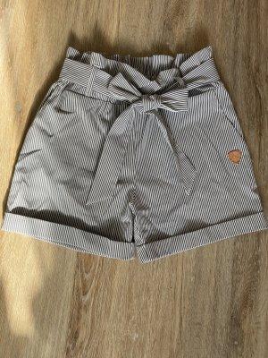 AIKI KEYLOOK Beach Shorts white-slate-gray