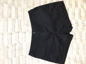 H&M Bermuda nero Cotone