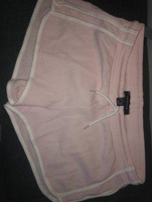 Primark Shorts white-dusky pink