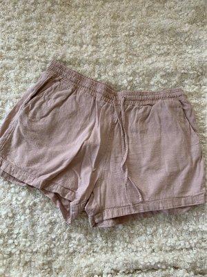 L.O.G.G. H&M Pantalón corto rosa claro-rosa empolvado