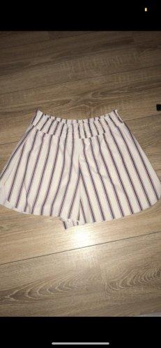 Mango Beach Shorts white-red