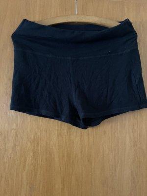 Pantaloncino sport nero