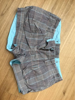 Colours of the World Shorts baby blue-blue violet
