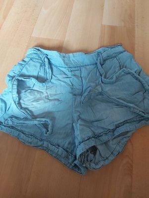 Takko Pantalone jersey azzurro