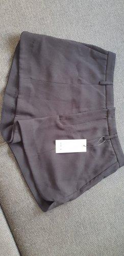 Set Pantaloncino a vita alta nero
