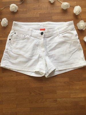CFL Shorts white