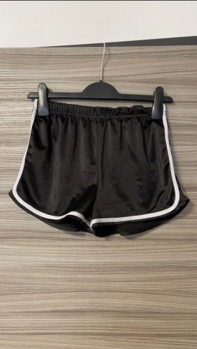 Wish Sport Shorts black-white