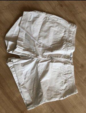 Bon Prix Hot pants bianco