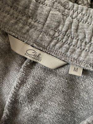 C&A Clockhouse Pantalón corto de talle alto color plata