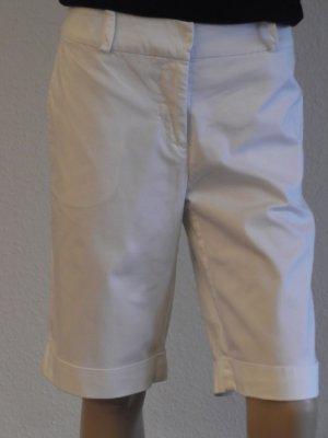 Vero Moda Bermuda bianco Cotone