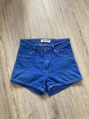 Tally Weijl Hot Pants steel blue