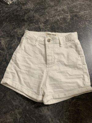 Tally Weijl High Waist Trousers white