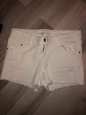 Esmara Denim Shorts white