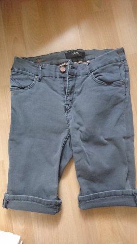 Ichi Jersey Pants grey