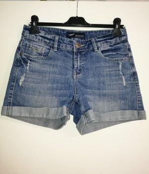 Arizona Denim Shorts multicolored cotton