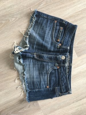 American Eagle Outfitters Shorts blu scuro