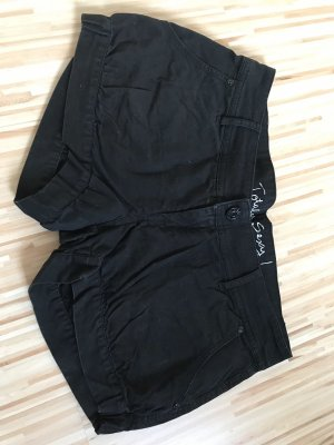 Kurze Hose - schwarz